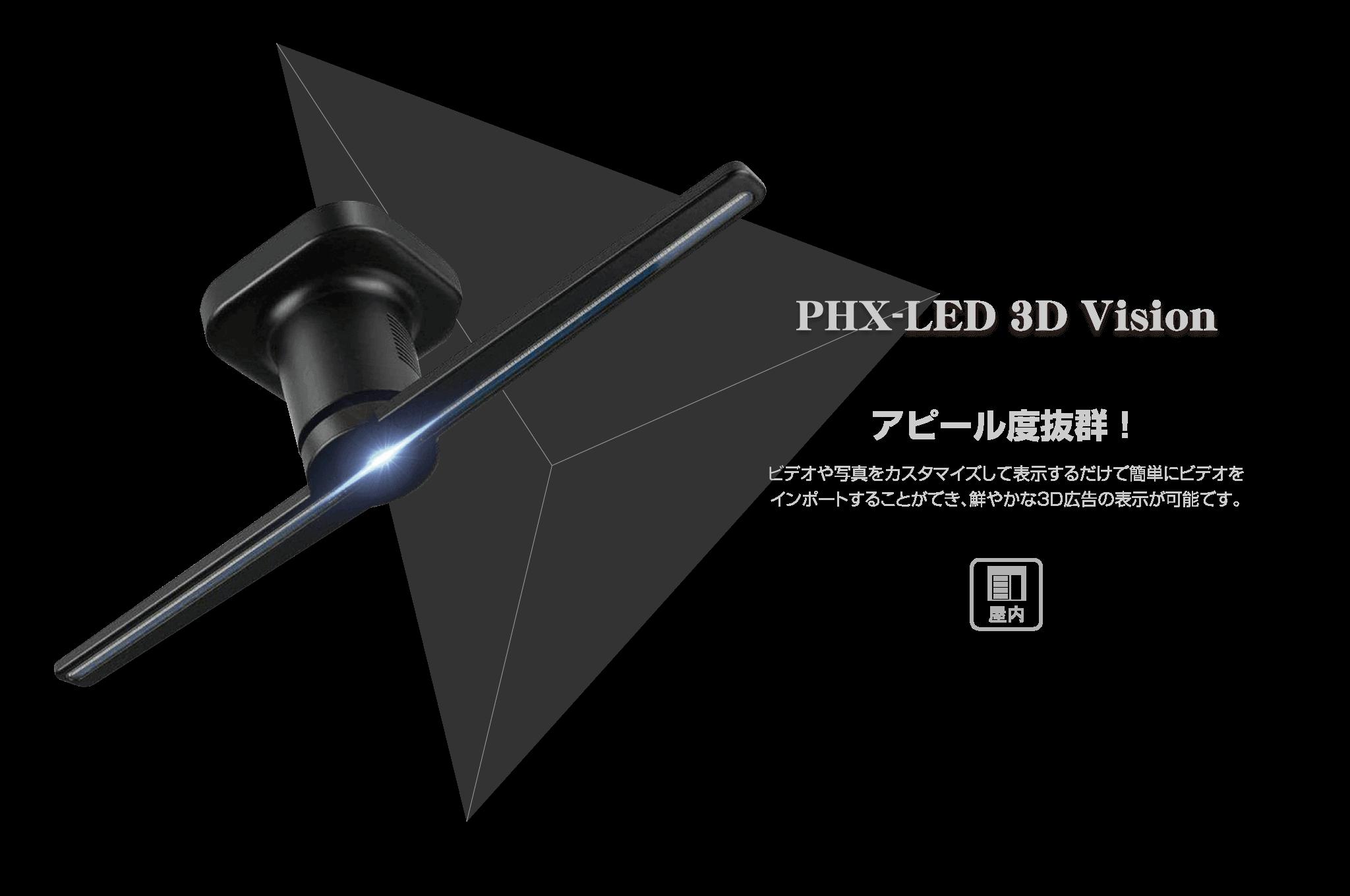 3Dビジョン